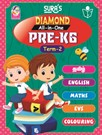 SURA`S Diamond All in one Pre KG Book 2