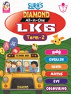 SURA`S Diamond All in one LKG Book 2