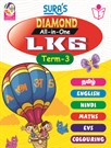 SURA`S Diamond All in one LKG Book 3