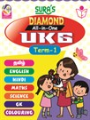 SURA`S Diamond All in One UKG Series Book 1