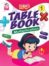 SURA`S Table Book Multiplication - 1