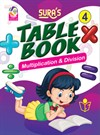 SURA`S Table Book Multiplication and Division - 4