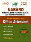 NABARD (National Bank for Agriculture & Rural Development ) Office Attendant Exam Book 2021