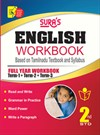 Sura`s 2nd Std English Full Year Workbook Exam Guide