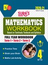 Sura`s 4th Std Mathematics Full Year Workbook Exam Guide (Latest Edition)