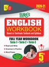 Sura`s 5th Std English Full Year Workbook Exam Guide (Latest Edition)