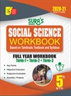 Sura`s 5th Std Social Science Full Year Workbook Exam Guide (Latest Edition)