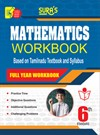 Sura`s 6th Std Mathematics Full Year Workbook Exam Guide in English Medium(Latest Edition)