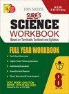 Sura`s 8th Std Science Full Year Workbook Exam Guide in English Medium(Latest Edition)