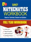 Sura`s 7th Std Mathematics Full Year Workbook Exam Guide in English Medium(Latest Edition)