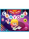 SURA`S Play with Crayons Book - A