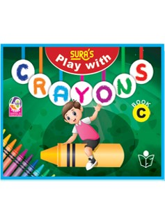 SURA`S Play with Crayons Book - C