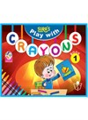 SURA`S Play with Crayons Book - 1