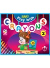 SURA`S Play with Crayons Book - 2