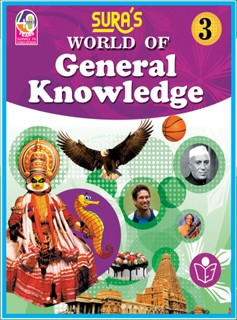 SURA`S World of General Knowledge (GK) Books  3