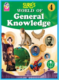 SURA`S World of General Knowledge (GK) Books  4
