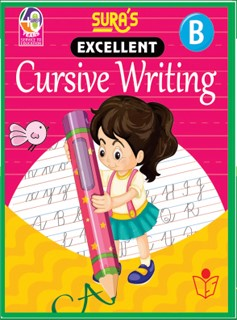 SURA`S Excellent Cursive Writing Book B