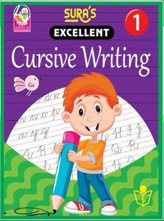 SURA`S Excellent Cursive Writing Book 1