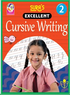 SURA`S Excellent Cursive Writing Book 2