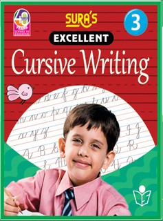 SURA`S Excellent Cursive Writing Book 3