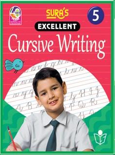 SURA`S Excellent Cursive Writing Book 5