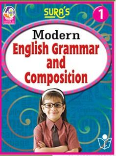 Suras Modern English Grammar and Composition Book 1