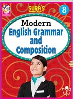 Suras Modern English Grammar and Composition Book 8