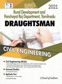 Rural Development and Panchayat Raj Department Tamilnadu Draughtsman Civil Engineering Exam Books