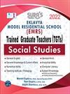 SURA`S Eklavya Model Residential School(EMRS) Trained Graduate Teachers(TGTs) Social Studies Exam Books - LATEST EDITION 2022