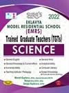 SURA`S Eklavya Model Residential School(EMRS) Trained Graduate Teachers(TGTs) Science (Two Books)(992+728 Pages) Exam Books - Latest Edition 2022