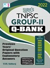 SURA`S TNPSC GROUP - II Q-Bank with Explanatory Answers - Previous years question papers book in English Medium - LATEST EDITION 2022