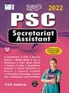 SURA`S PSC Secretariat Assistant Exam Book - 2022 Latest Edition
