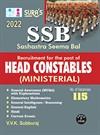 SURA`S SSB Head Constables (Ministerial) Exam Books - Latest Edition 2022