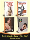 Dr.C Sylendra Babu I.P.S., DGP - Motivational and Personality Development Books - Bundle of 4 Books in English