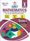 SURA`s CBSE 10th std Mathematics - MCQs Chapterwise Guide For Term-I (Based on the Latest CBSE Syllabus released on 5th July, 2021) 2021-22 Edition