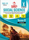 SURA`S CBSE 10th std Social Science - MCQs Chapterwise Guide For Term-II (Based on the Latest CBSE Syllabus released on 5th July, 2021) 2021-22 Edition