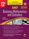 SURA`S 12th STD Business Mathematics Guide (Reduced Prioritised Syllabus) 2021-22 Edition - based on Samacheer Kalvi Textbook 2021