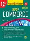 SURA`S 12th STD Commerce Guide (Reduced Prioritised Syllabus) 2021-22 Edition - based on Samacheer Kalvi Textbook 2021