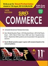 SURA`S 11th STD Commerce Guide (Reduced Prioritised Syllabus) 2021-22 Edition - based on Samacheer Kalvi Textbook 2021