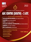 SURA`S ASC CENTRE (SOUTH) - 2 ATC (Civilian motor driver,Cleaner,Cook,Civilian catering instructor,Labour,MTS(safaiwala) Exam Book - Latest Edition 2022