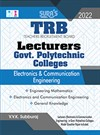 SURA`S TRB LECTURERS (Govt. Polytechnic Colleges Electronics and Communication Engineering) Exam Books - Latest Edition 2022