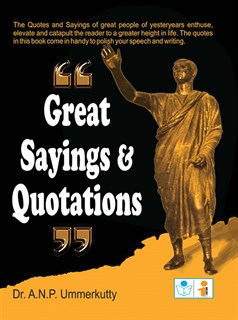Great Sayings & Quotations