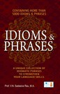 Idioms & Phrases Book in English