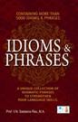Idioms & Phrases Book in English