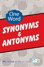 One Word Synonyms & Antonyms Book