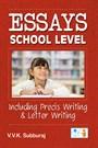 Essays School level Books