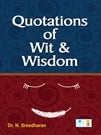 Quotations of Wit & Wisdom