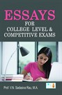 Essays for College Level and Competitive Exams
