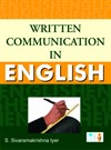 WRITTEN COMMUNICATION IN ENGLISH