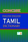 Concise English-English-Tamil Dictionary